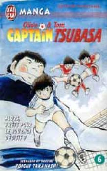 Captain Tsubasa tome 06