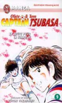 Captain Tsubasa tome 09