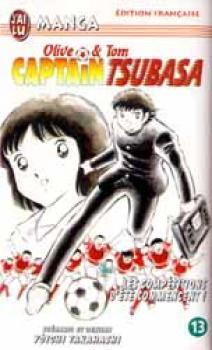 Captain Tsubasa tome 13