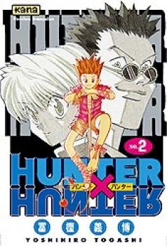 Hunter X Hunter tome 02