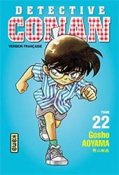 Detective Conan tome 22