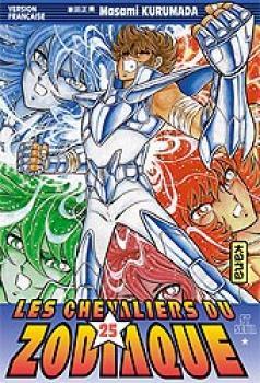Chevaliers du Zodiaque tome 25