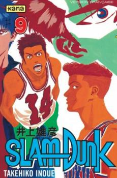 Slam Dunk tome 09