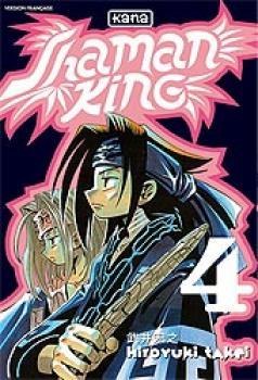Shaman king tome 04