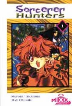 Sorcerer hunters vol 01