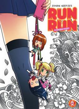 RunRun Manga vol 01 A Sukeban Story