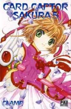 Cardcaptor Sakura tome 05