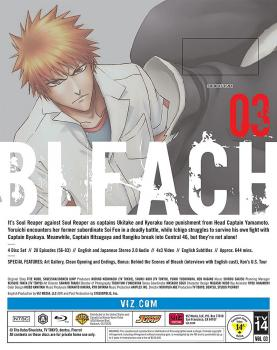 Bleach Set 03 Blu-ray
