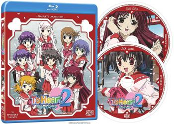 To Heart 2 Blu-Ray