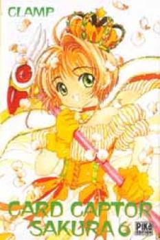 Cardcaptor Sakura tome 06