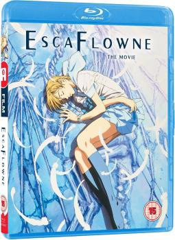 Escaflowne The Movie Blu-Ray UK