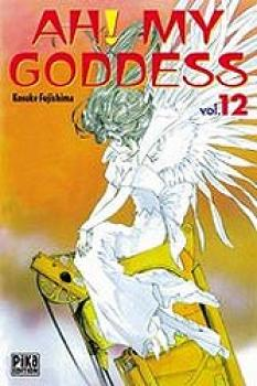 Ah my Goddess tome 12