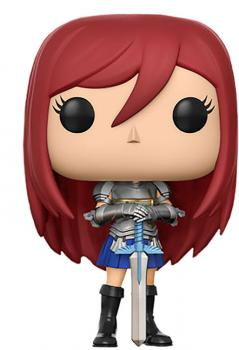 Fairy Tail POP Vinyl Figure - Erza Scarlet