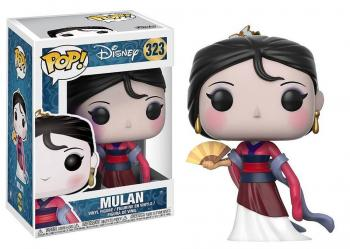 DISNEY POP VINYL FIGURE - MULAN - MULAN