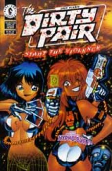 Dirty Pair Start the violence