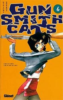 Gunsmith cats tome 6