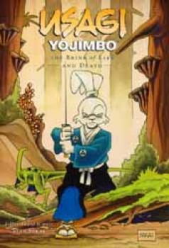 Usagi Yojimbo The brink of live and death HC