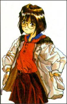 Oh my Goddess Part IX 6 Queen Sayoko 4