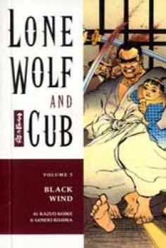 Lone wolf and cub vol 05 TP Black wind
