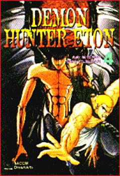 Demon hunter Eton vol 4 GN