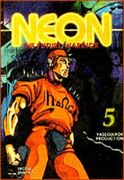 Neon Future warrior 5 GN
