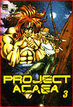 Project Acaea vol 3 GN