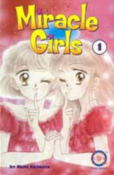 Miracle girls vol 1 TP
