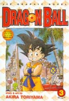 Dragonball vol 3 TP