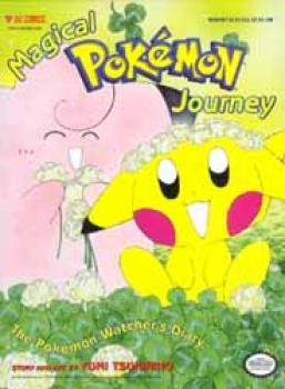 Magical Pokemon journey part 3: 2 The Pokemon watcher's guide