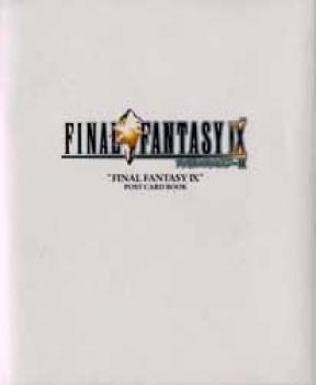 Final Fantasy IX postcard book