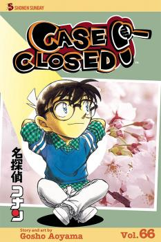 Detective Conan vol 66 Case closed GN Manga
