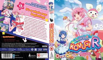 Nurse Witch Komugi R Complete Collection Blu-Ray UK