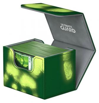 Ultimate Guard Sidewinder 100+ Standard Size Chromiaskin Green