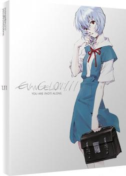 Evangelion 1.11 You Are [Not] Alone - Movie Blu-ray/DVD Combo UK