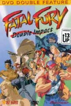 Fatal Fury OVA DVD