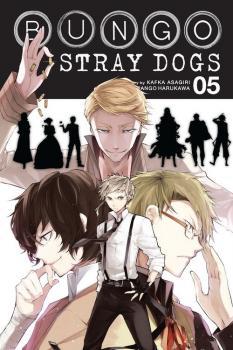 Bungou Stray Dogs vol 05 GN Manga