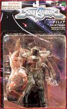 Soul caliber action figure Nightmare