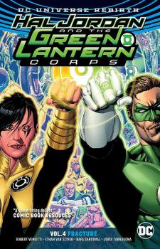 HAL JORDAN AND THE GREEN LANTERN CORPS VOL. 4: FRACTURE (REBIRTH) (TRADE PAPERBACK)