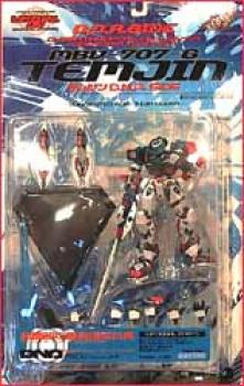 Virtual on Temjin DNA figure