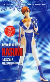 Dead or alive Resin statue Kasumi