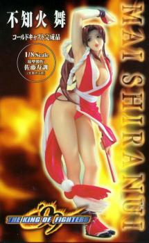 King of fighters Mai resin statue