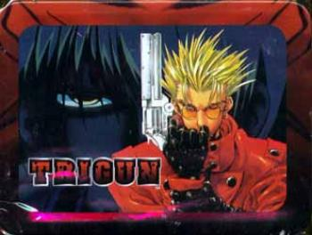 Trigun mini lunch box