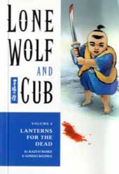 Lone wolf and cub vol 06 TP Lanterns for the dead