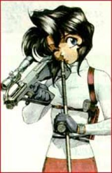 Gunsmith cats Part 8 Mister V 4