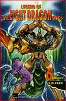 Legend of the eight dragon gods vol 6 GN