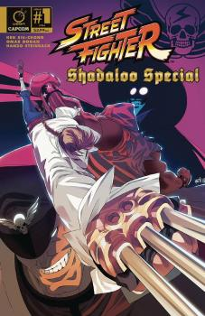 STREET FIGHTER SHADALOO SPECIAL CVR A STEINBACH