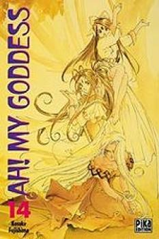 Ah my Goddess tome 14