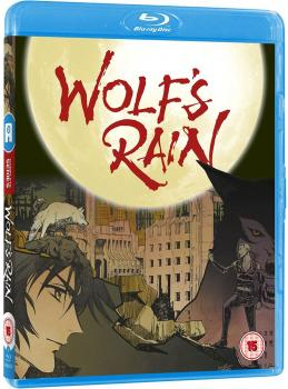 Wolfs Rain Blu-Ray UK