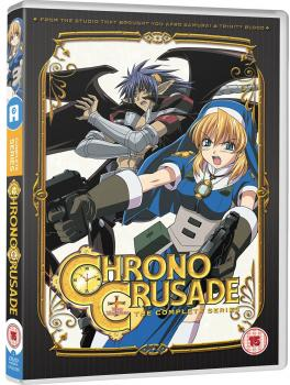 Chrono Crusade Collection DVD UK