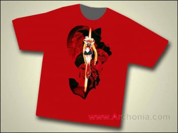 Sailor Moon Shining example T-shirt XL